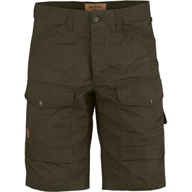 Fjällräven No. 5 Shorts Heren, dark olive